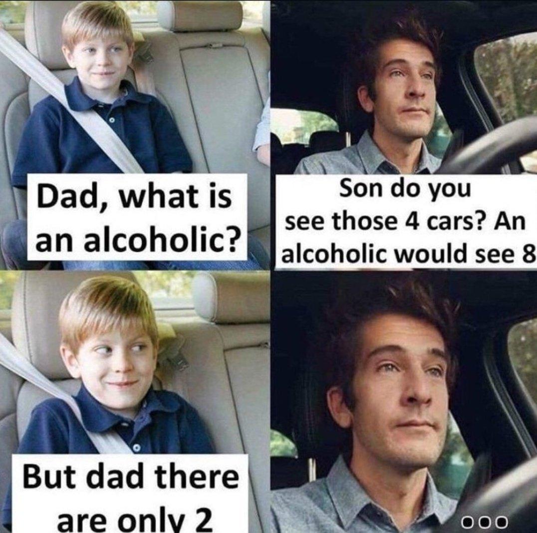 Alcoholic - meme