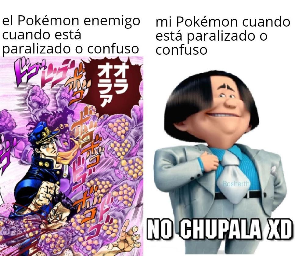 Las posibilidades de Pokémon son como la caracola mágica - meme
