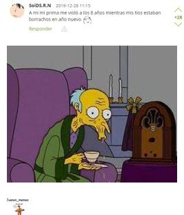 para ver de donde saque el comentario busquen momosshingones y en un meme de naruto se encuentra el comentario