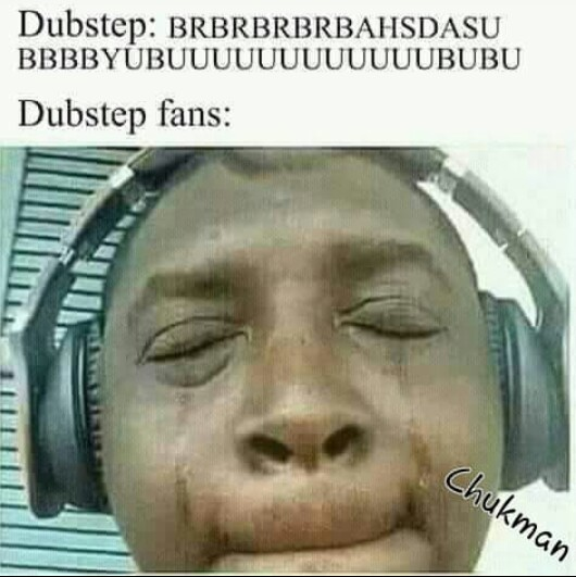 Dubstep - meme