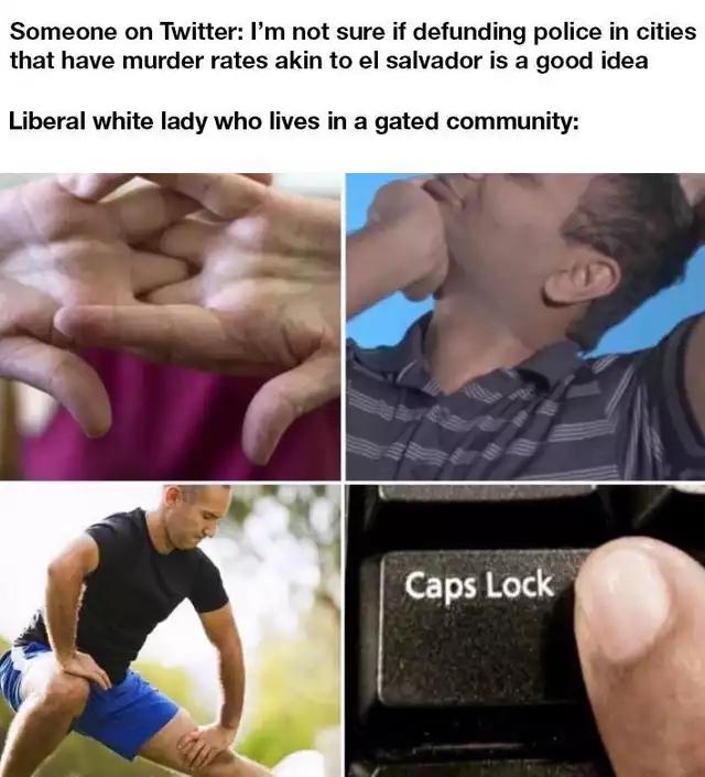 ALL CAPS - meme