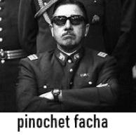 Pinochet facha - meme
