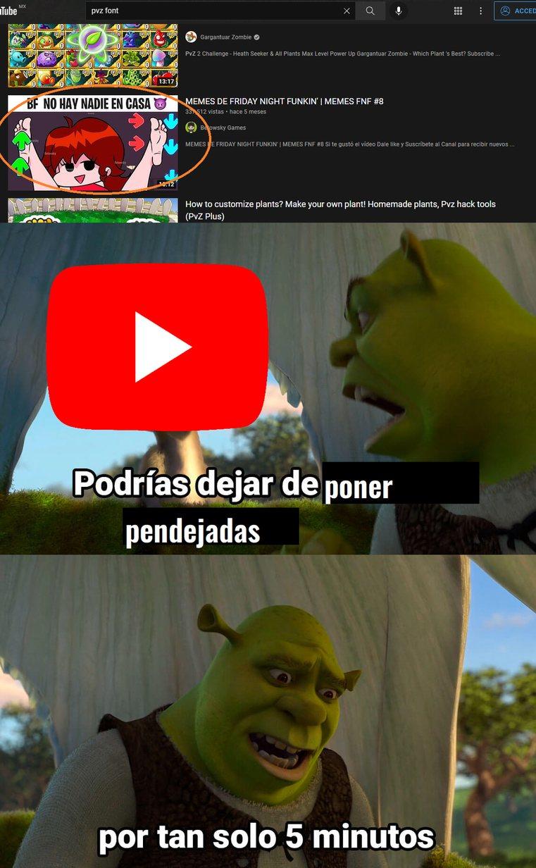 solo busque la fuente de letras de pvz para mis memes y aparecio esta mierda