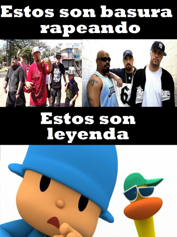 Pocoyo... - meme