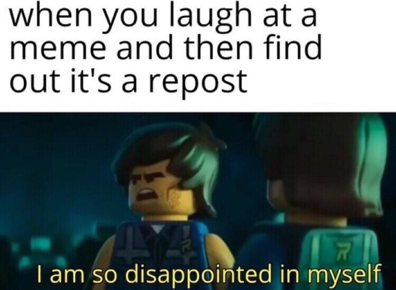 REPOSTING SCUMS - meme