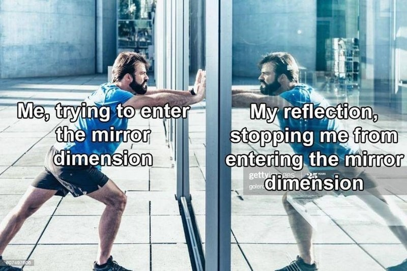 Mirror Mirror - meme