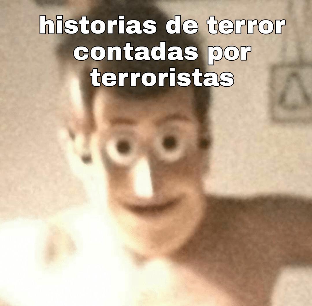 Miedo - meme