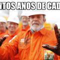 Sergio Moro declara que o reu so pode pegar de pena os dedos que tem na mão #pesadao