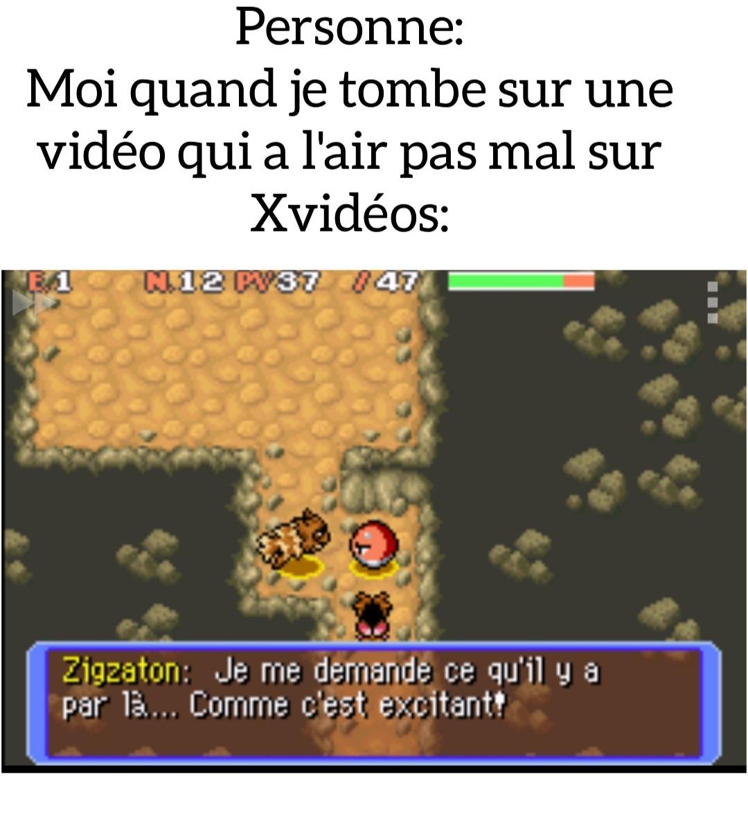 Mmmmmh j'aime les vidéos - meme