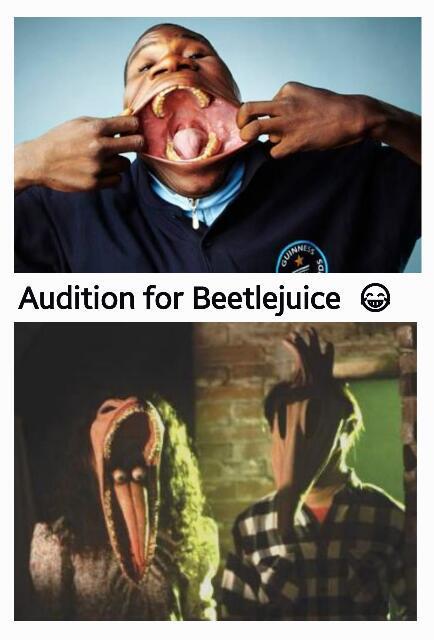 Beetlejuice!... Beetlejuice!... Beetlejuice!... - meme