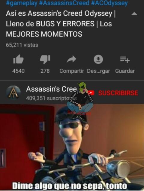 Titulo cliche - meme