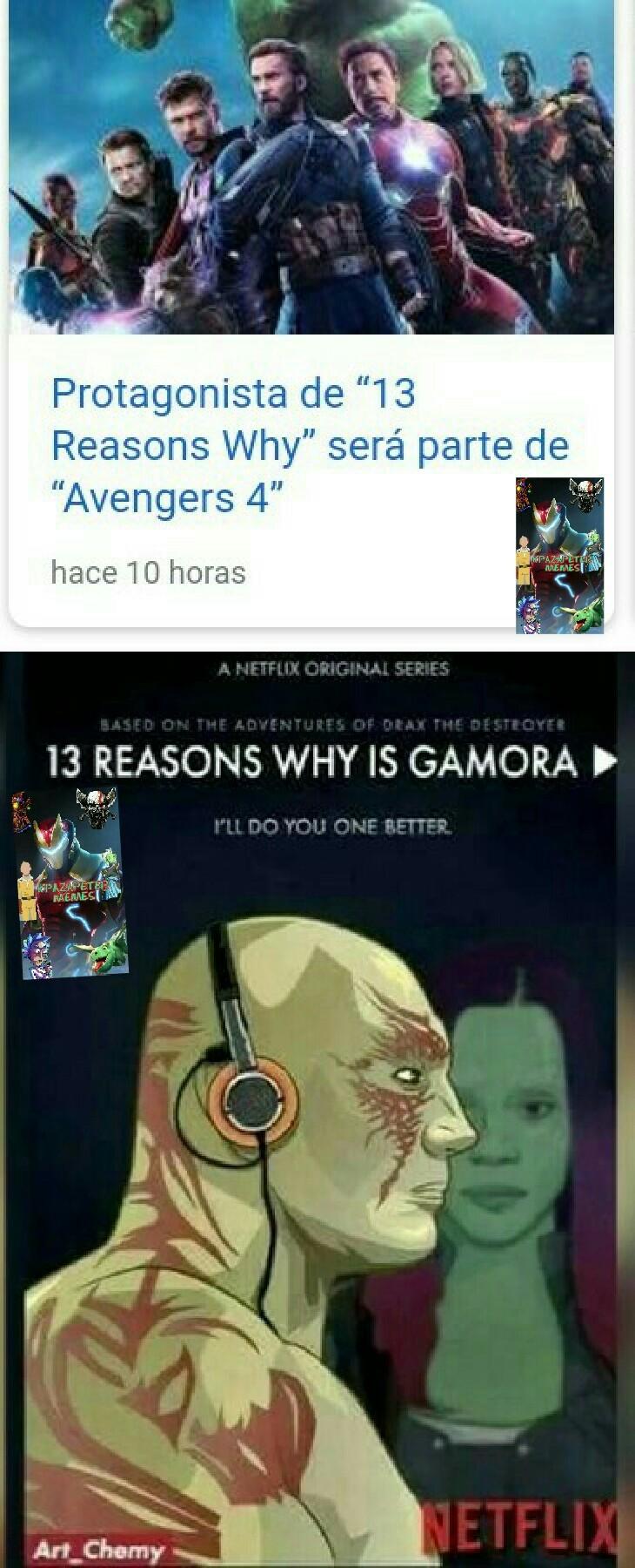 Who is gamora - meme