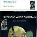 Who is gamora