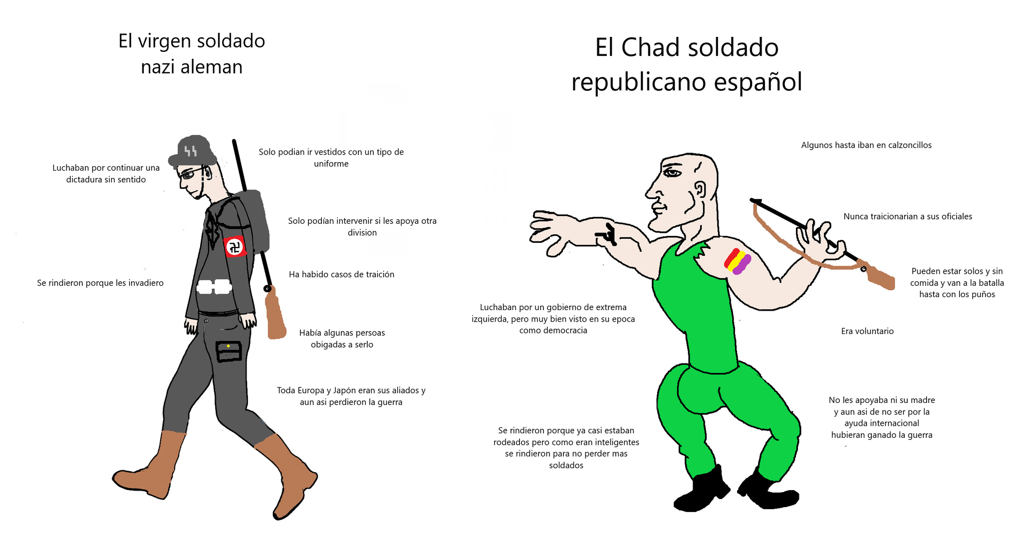 Equisdé - meme