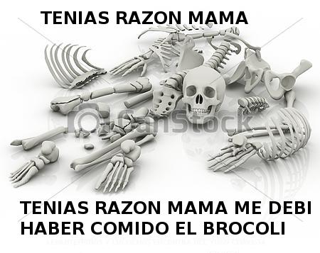 venezolano que no come brocoli que verguenza - meme