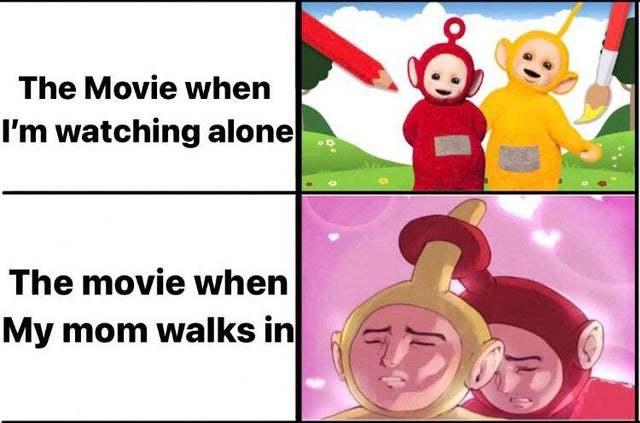 Teletubbies porn - meme