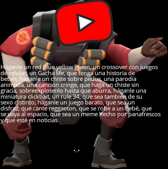 Youtube kids es lo que es - meme