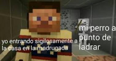 meme de minecraft