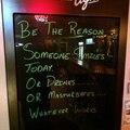 Local bar vibes