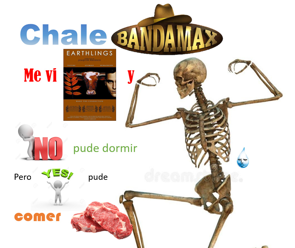 esqueleto 2.0 - meme