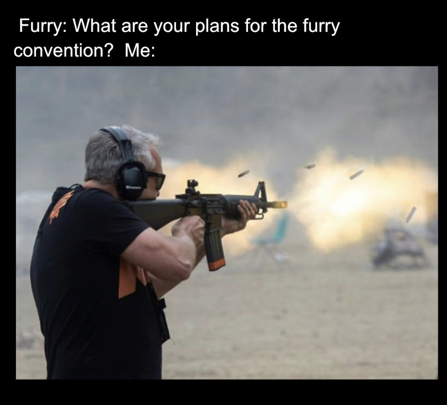 Being a furry should count as a disability - meme