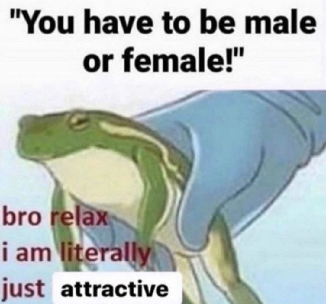 This meme is about you.