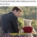 goodbye Pooh
