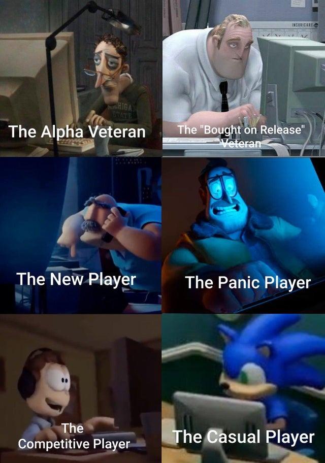 Happy times pt2 - meme