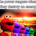 Elmo rangers