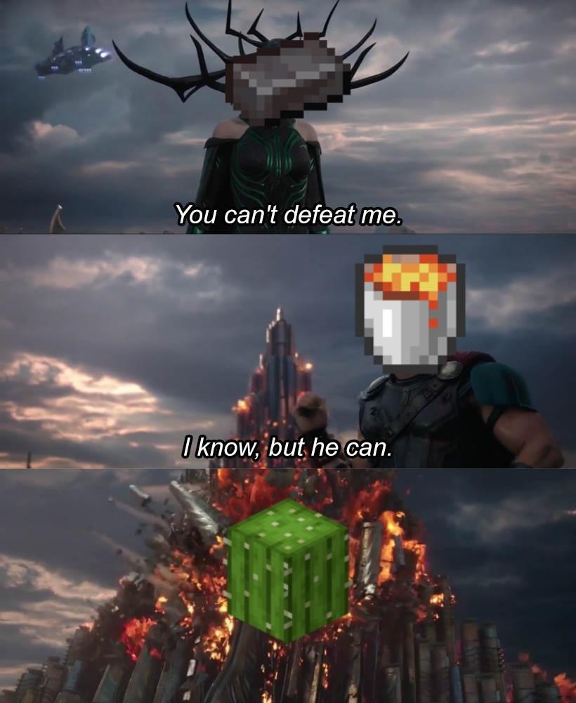He can - meme