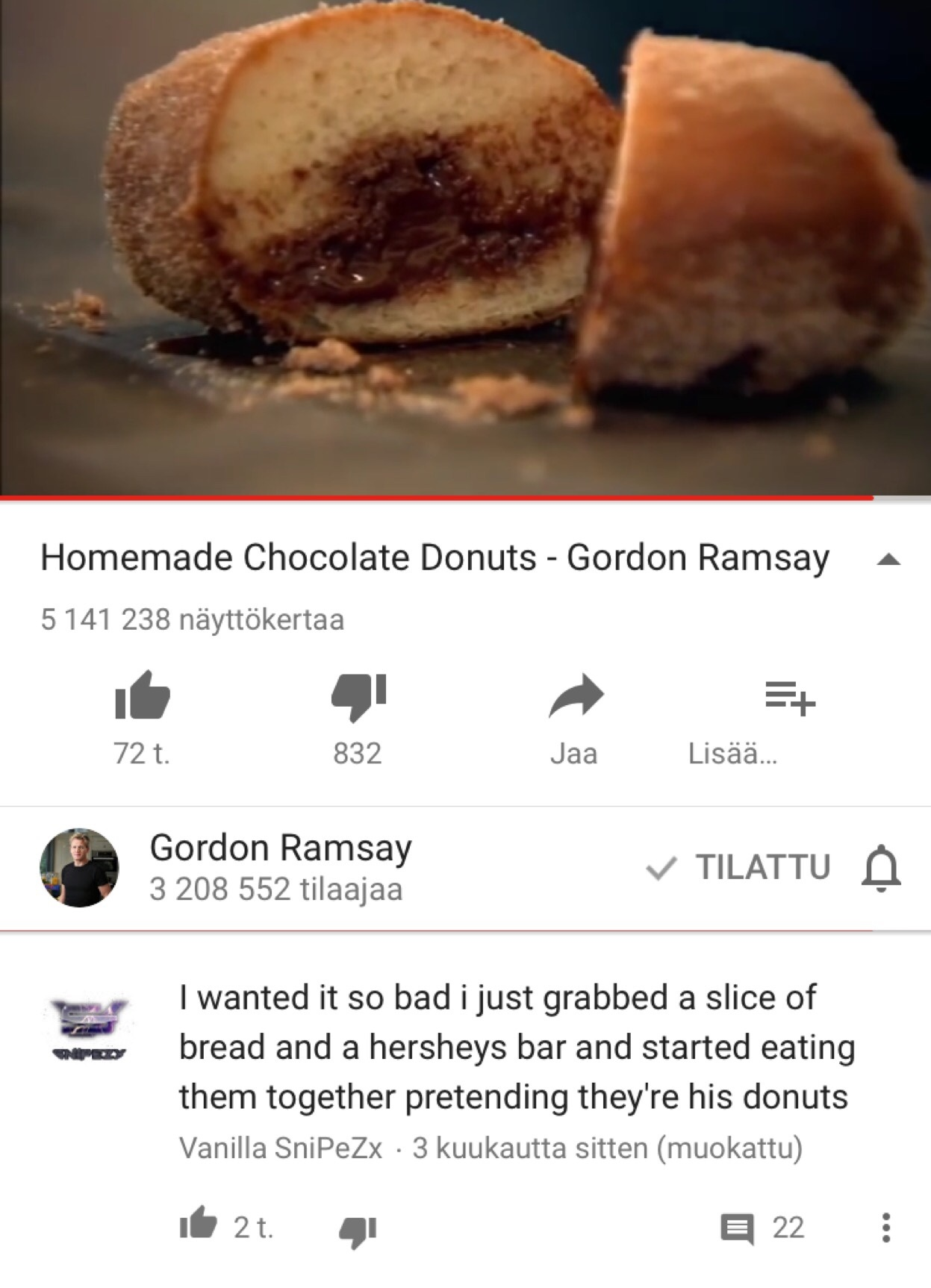 Desperate donuts - meme