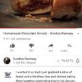 Desperate donuts