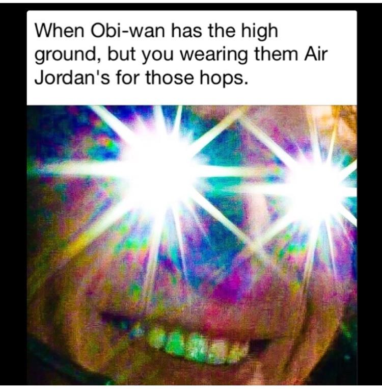 Air Jordan - meme
