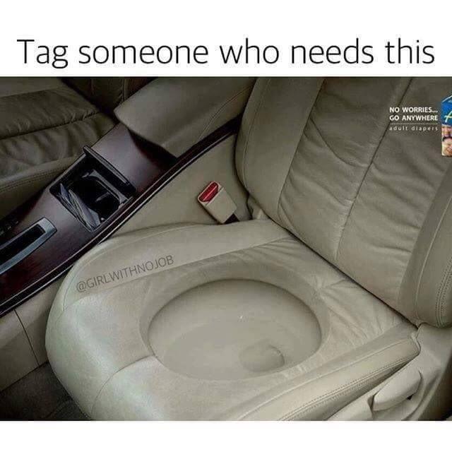 car shitter - meme