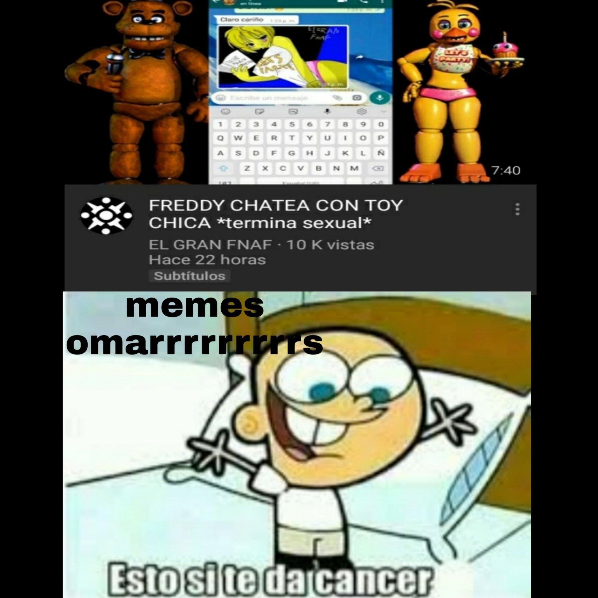 Por favor paren de hacer estas weas - meme