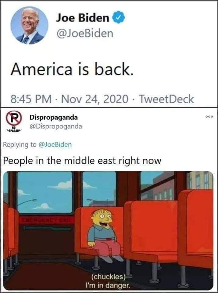 Right now - meme
