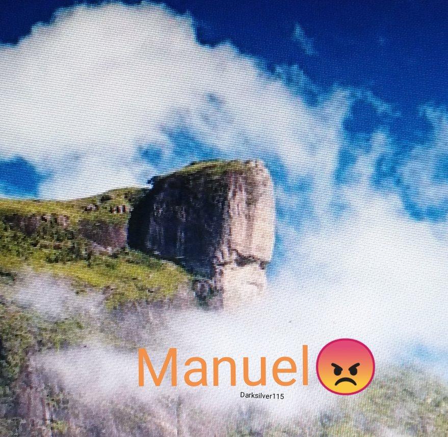 Manuel } :( - meme