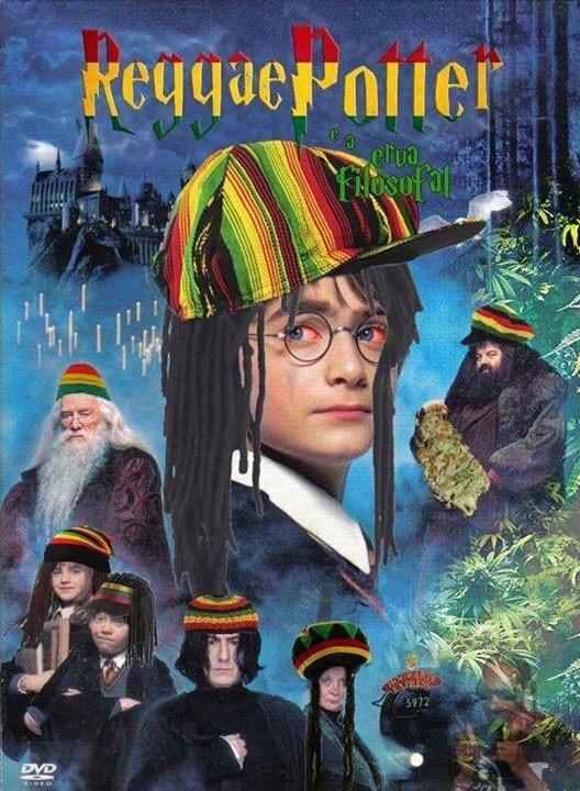 Potter Red Eye - meme