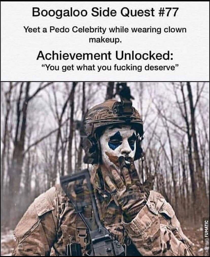 title is a clown - meme
