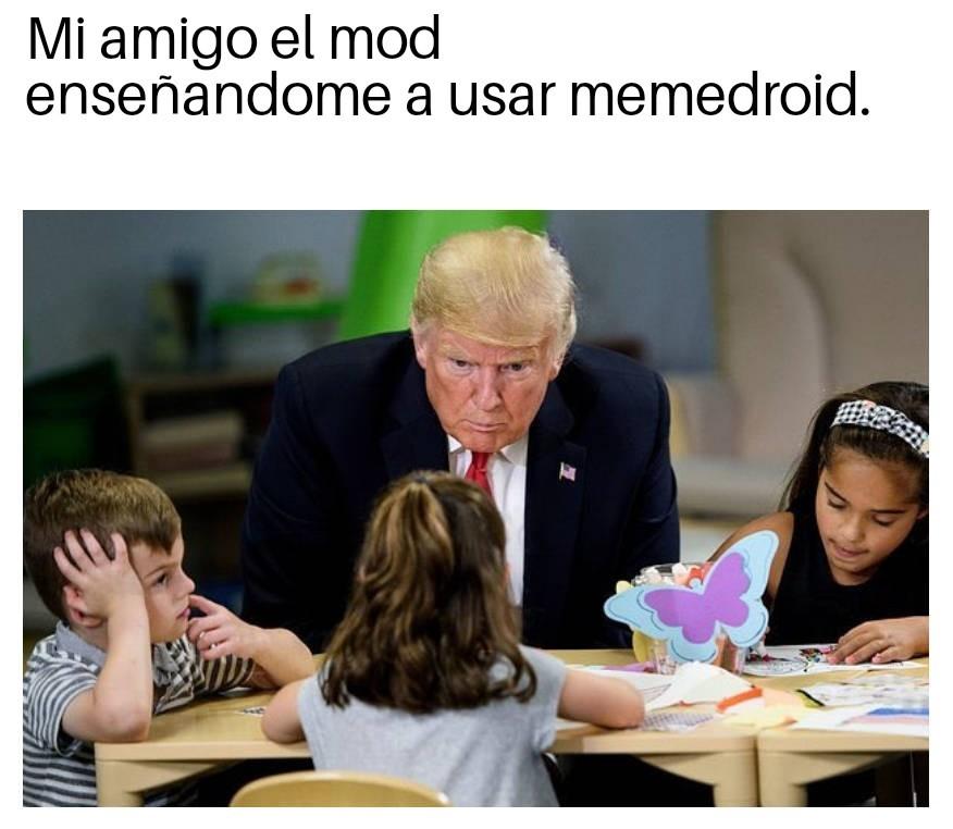 El mod - meme