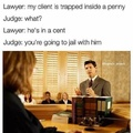 Lawyer jokes are a thing now?