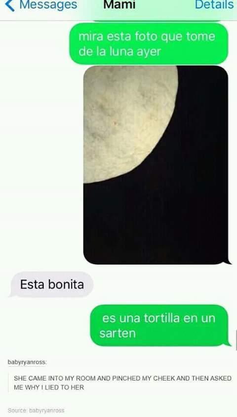 Tortilla - meme