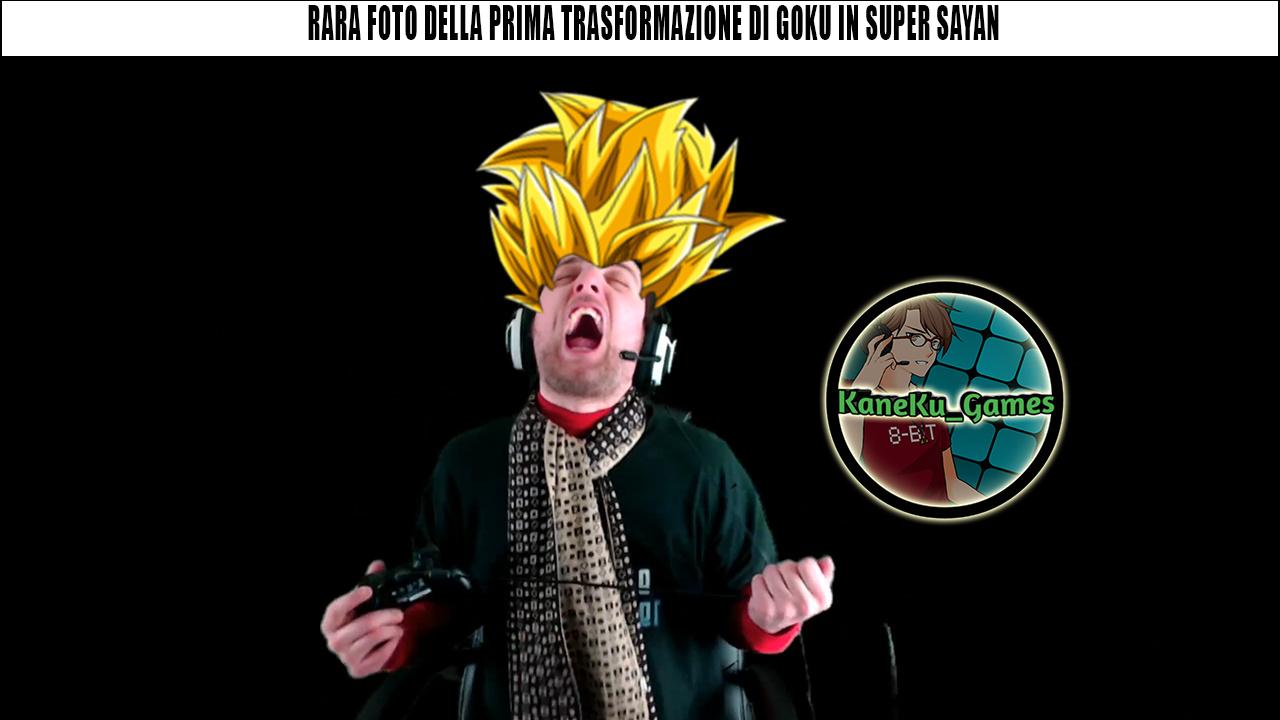 ZEB SUPER SAYAN - meme