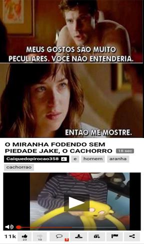 MIRANHA - meme