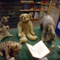 Here's picture of original Winnie The Pooh stuffed toys. Enjoy
