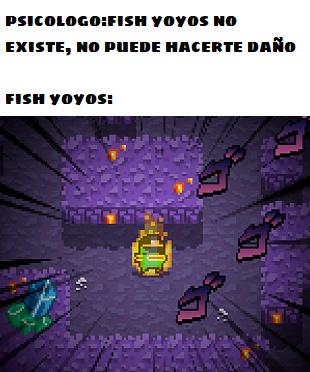 fish yoyos - meme