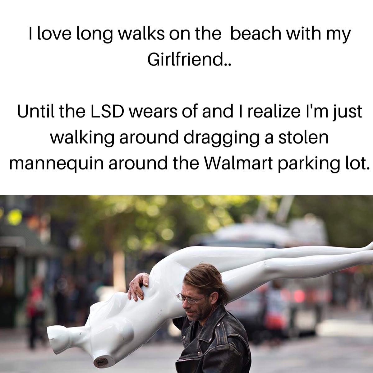 mannequin - meme
