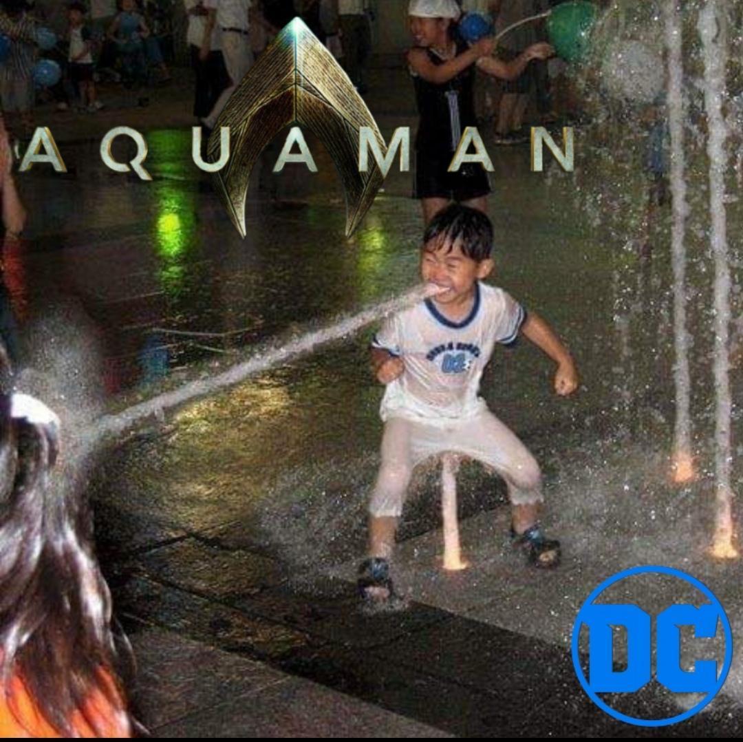 New movie. Starring: Hydro kid (real water powers) - meme