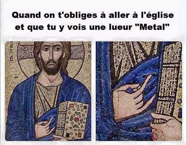 Metal! - meme
