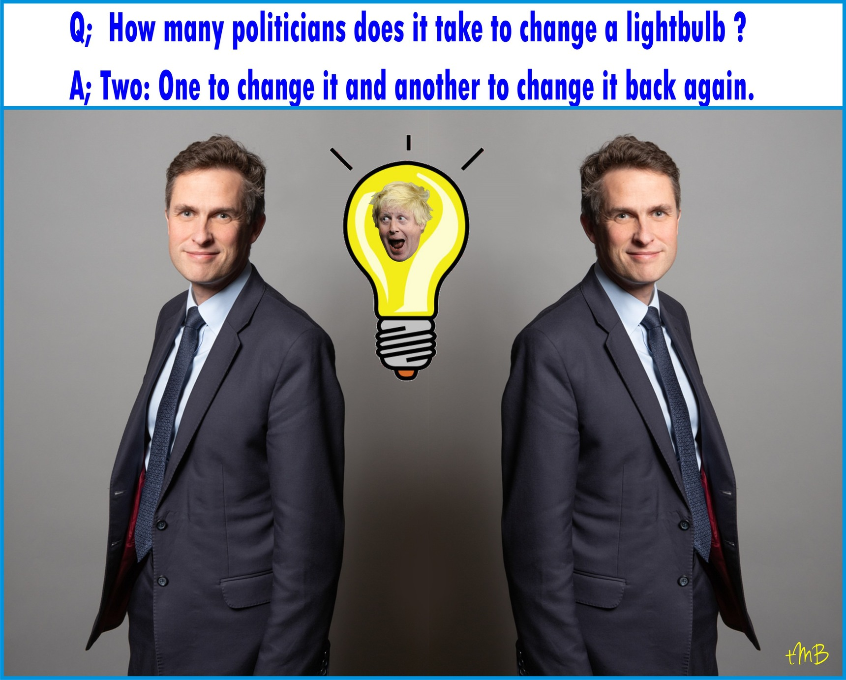 HOW MANY POLITICIANS DOES IT TAKE TO CHANGE A LIGHTBULB - meme